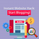blogging as a website hack