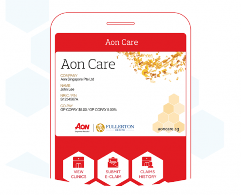 Mobile App Redesign for Aon Care